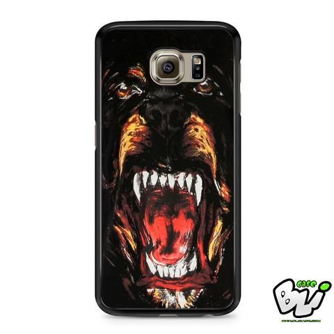Givenchy Rottweiler Samsung Galaxy S6 Case
