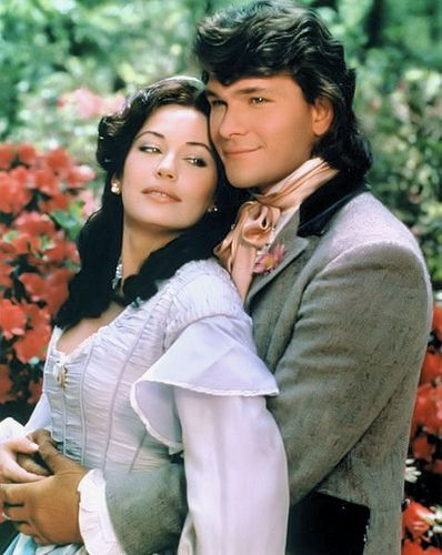 Patrick Swayze Leslie Anne Down ~ Orry and Madaline North and South