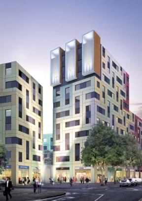 block of flats design - Google Search