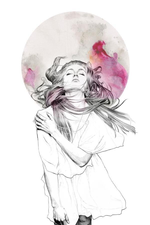 Иллюстрации Lucy Evans