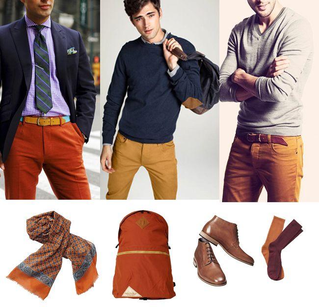 combinaciones para pantalon oxido de hombre - Buscar con Google