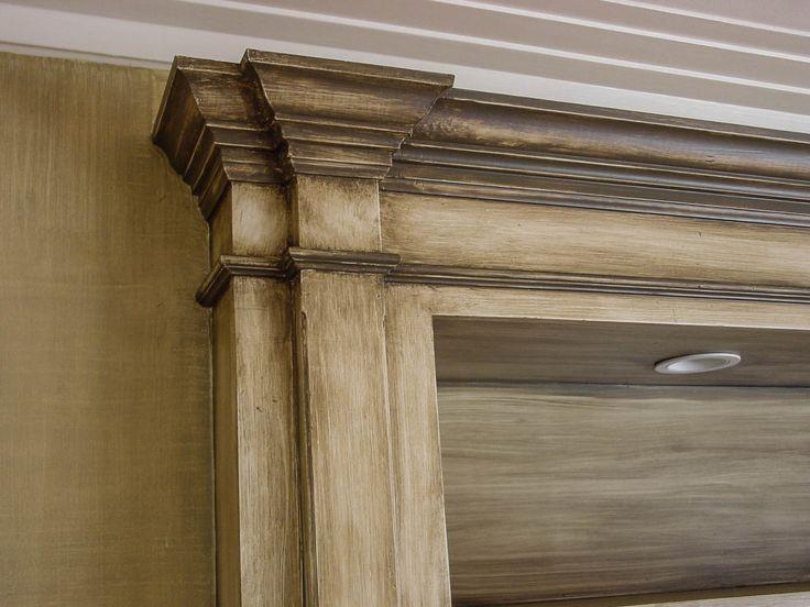 Distressed Kitchen Furniture  Best Oak Kitchen Cabinets