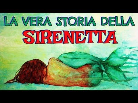 https://www.youtube.com/watch?v=ceTm4SZ9Iw0   la vera #storia della #sirenetta #ariel #lasirenetta disney principessedisney favole fiabe sirene sirena #sirenetta #curiosità #misteri #creepypasta4life #italian #youtubeita #youtubeit #paranormale #finaletriste  #cosplaygirl #cosplay #disneyland #disneyworld #videos #videoyoutube #italy