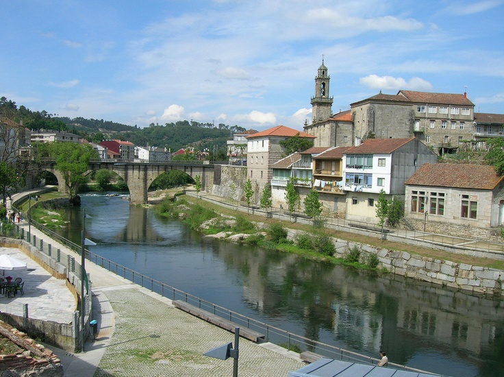 """""""A view of the medieval town of Ribadavia, in Galicia, in the north of Spain."""" """"The Jews of the Spanish town Ribadavia are long gone. But no matter: The town's plan to host its first Passover Seder in centuries is aimed at tourists. Like many cities across Spain, Ribadavia hopes reclaiming its Jewish history will also boost its economy."""""""