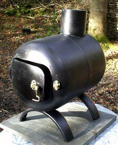 homemade wood burning stove - Google zoeken