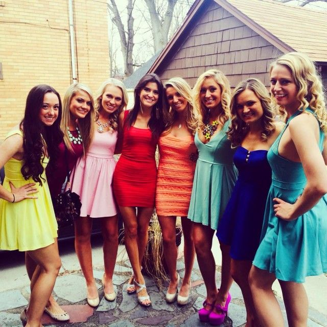 Fraternity Party Planning Spring Formal Pearl Ball