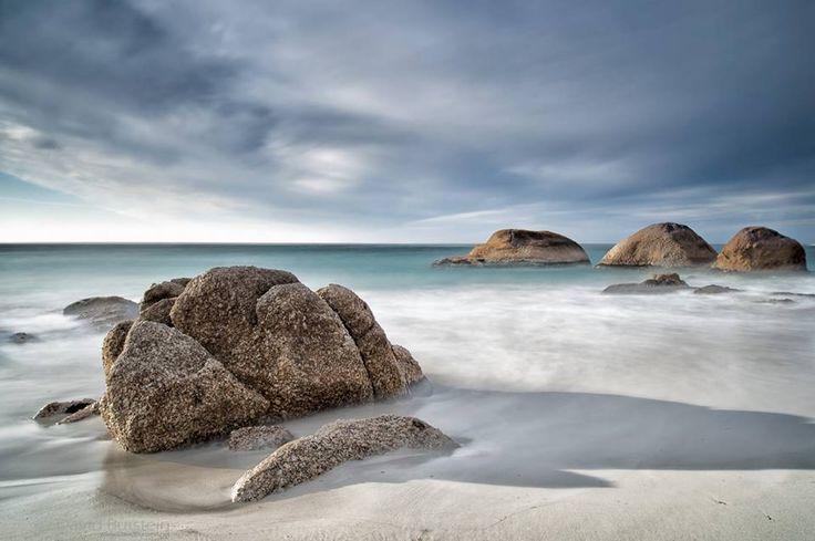 Clifton Beach, Cape Town, South Africa.