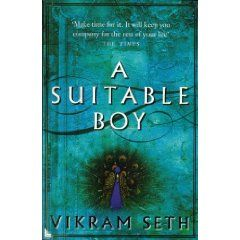This is a hefty book that despite its length I was sad to finish. I miss many of the central characters & am elated by talk of a sequel. Please Vikram Seth can I have some more....