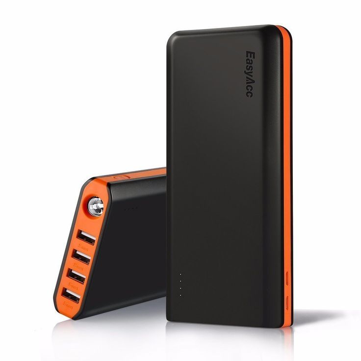 2. EasyAcc Monster 20000mAh Power Bank