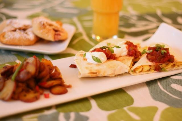 breakfast quesadillas charm breakfast cooks breakfast hello breakfast ...