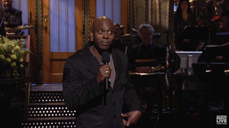 Dave Chappelle Hosts an Instant Classic 'Saturday Night Live'.