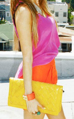 ~` color sensation fashion `~
