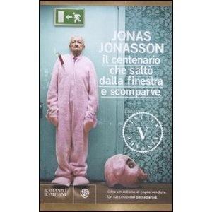 Il centenario che saltò dalla finestra e scomparve: Amazon.it: Jonas Jonasson, M. Podestà Heir: Libri