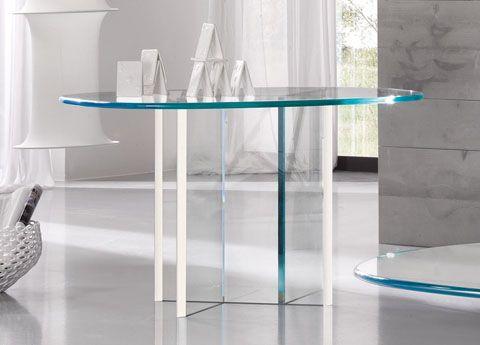 Stunning Glastisch Design Karim Rashid Tonelli Images - Ridgewayng