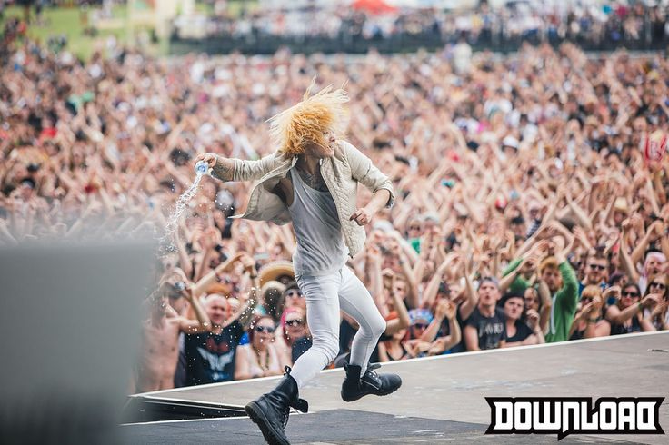 Crossfaith were my new discovery this year.  Very cool show! Download Festival   2014   Highlights