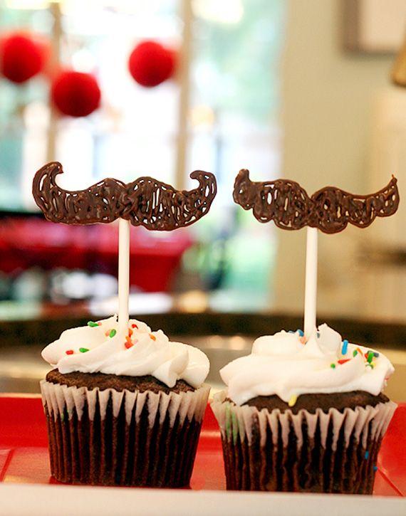 I love a good mustache