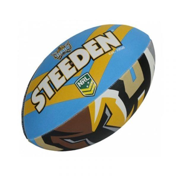 Ball S2 NRL Steeden Titans Supporter https://ballsdirect.com/
