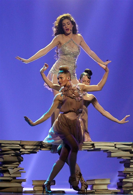 Eurovision 2012 - Cyprus Ivi Adamou