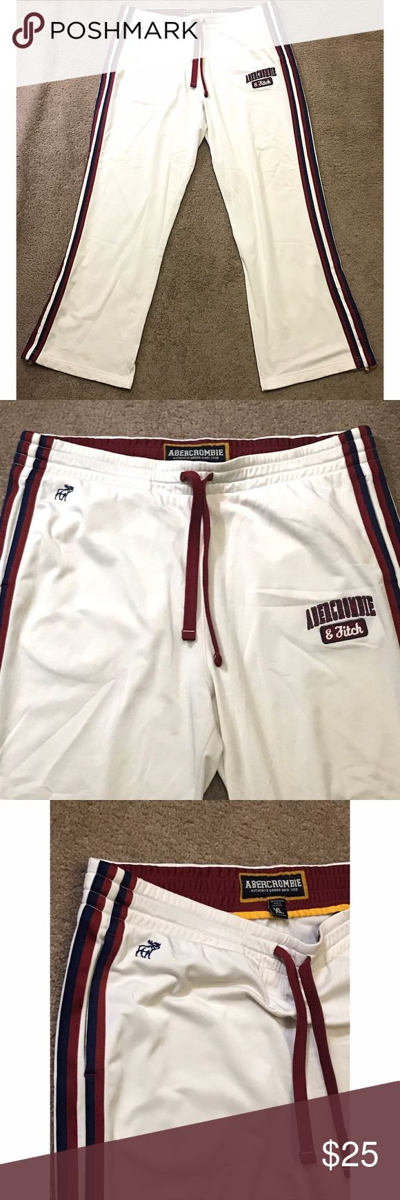 Abercrombie & Fitch Track Pants Abercrombie & Fitch Men's XL Track Pants Abercrombie & Fitch Pants Sweatpants & Joggers