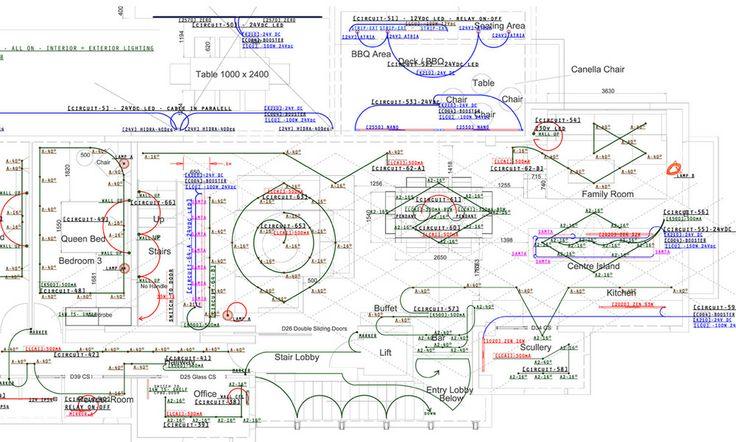 Residential Lighting Design_NZ_Insight Light_Lighting Layout