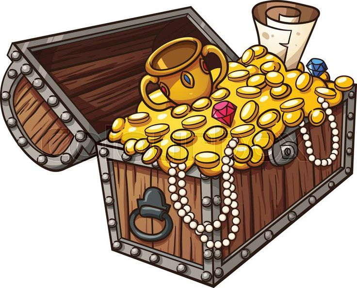 treasure chest to contain maritime related stuff because maritime is a treasure d'ya know what I mean