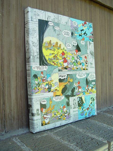 Comic Book Wall Murals 114 best comic creations images on pinterest   book art, comic