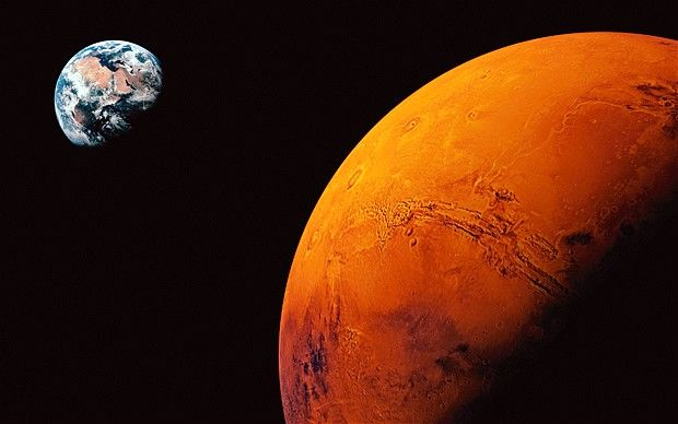 What do we need to land humans on Mars by 2030?