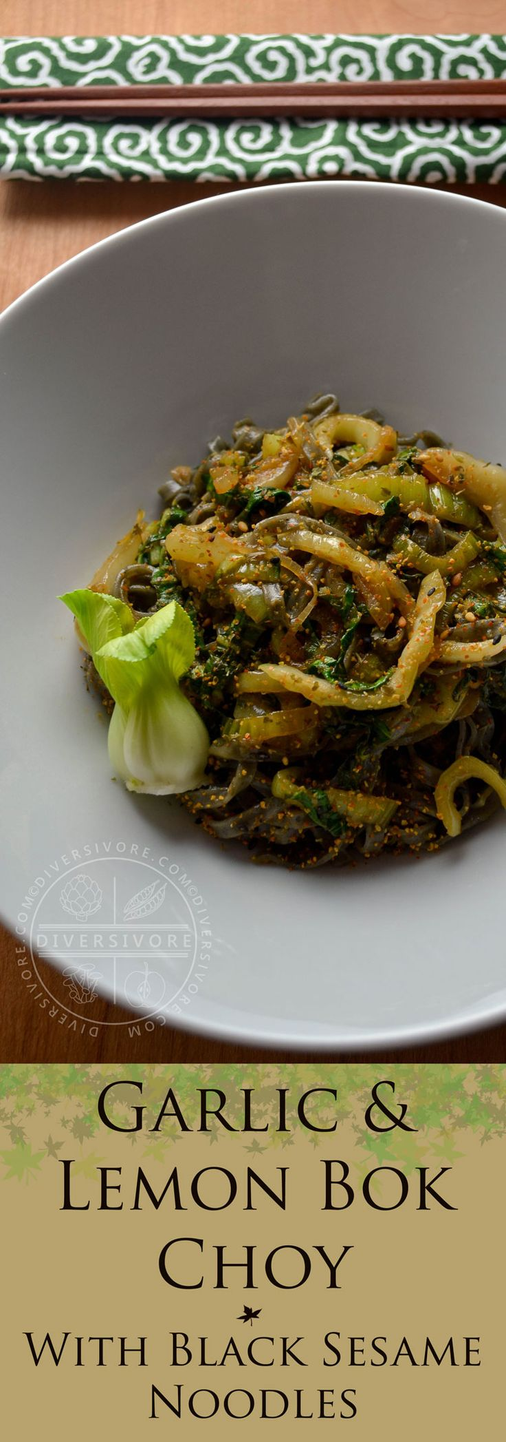 ... bok choy hot and sour peanutty noodles with bok choy recipe key