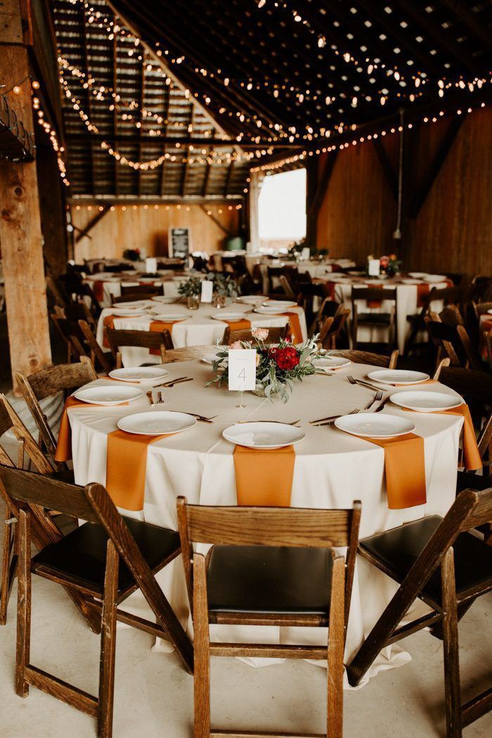 19 Rustic Ideas That Prove Fall Weddings Are The New Summer Weddings Fall Wedding Tables Cozy Wedding Autumn Wedding Reception