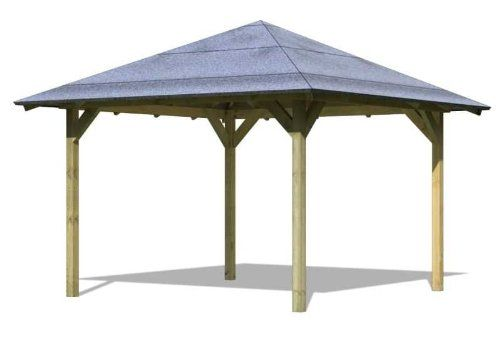 Gartenpavillon Holz Gebraucht ~  Gartenpavillon Holz, Garden Cottage a Gartenhaus Mit Terrasse