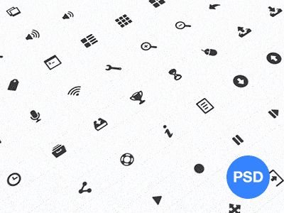 Scrollicons
