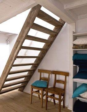 1000 id es sur le th me escalier meunier sur pinterest escalier contemporai - Changer escalier de place ...