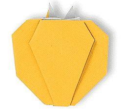 Origami Bell Pepper