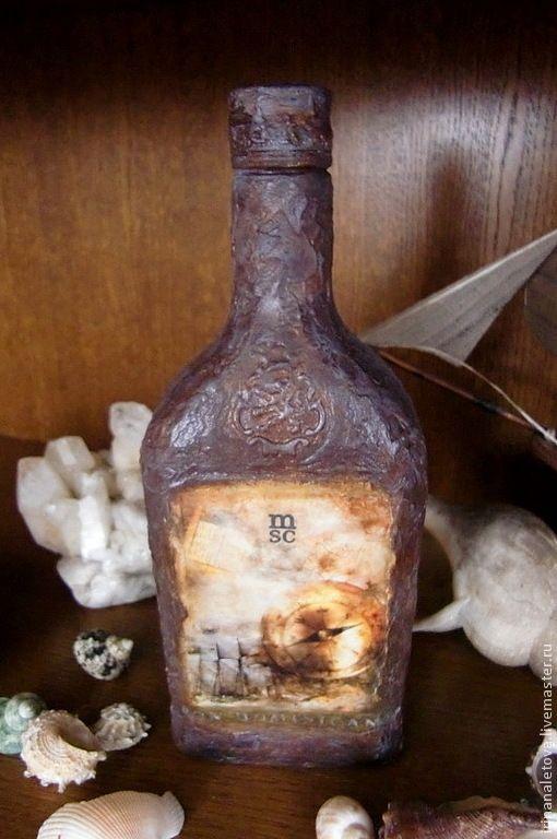 идеи декора бутылок - Поиск в Google