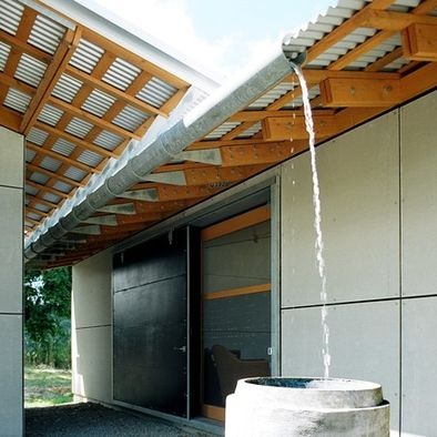 15 Best Gutter And Downspouts Images On Pinterest Feed
