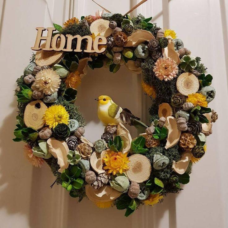 #noridekor #egyedi #ajtódísz #kopogtató Ajtódísz home decor otthon kopogtató home door