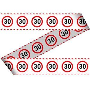 Markeringsbånd 30 år | Pynt til rund fødselsdag | Langt bånd 30 år #birthday #30