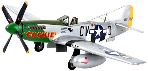 Airplane Model Kits - Revell Of Germany P51D Mustang >>> See this great product.