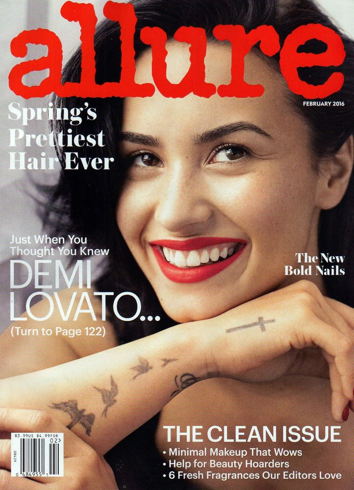 17 Best Images About Favorite Allure Magazine Covers On