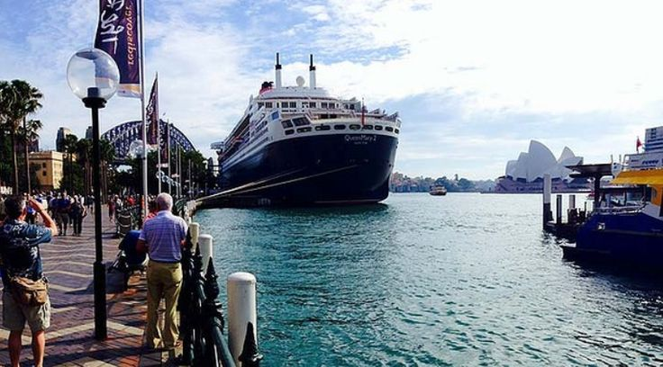#Sydney Harbour | #QueenMary2