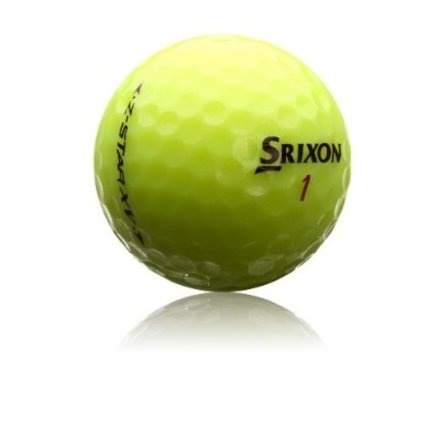 Mellow Yellow Golf Balls.