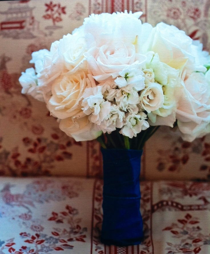 Bridesmaid Bouquet ~by Lisa at Rockefeller Hall  Photography by RM Photography