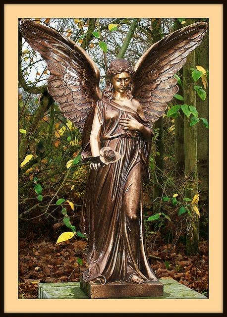 Bronze angel bronze sculptures pinterest - Angels figurines for sale ...