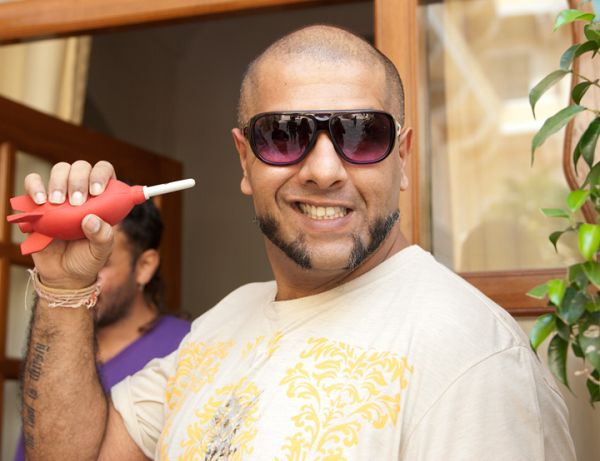 Happiness is when you come to know that Vishal Dadlani will sing Bare Necessities for The Jungle Books Hindi version!