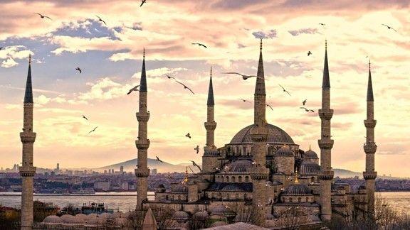 Sultan Ahmet Cami #wallpaper #cami #mosque #istanbul