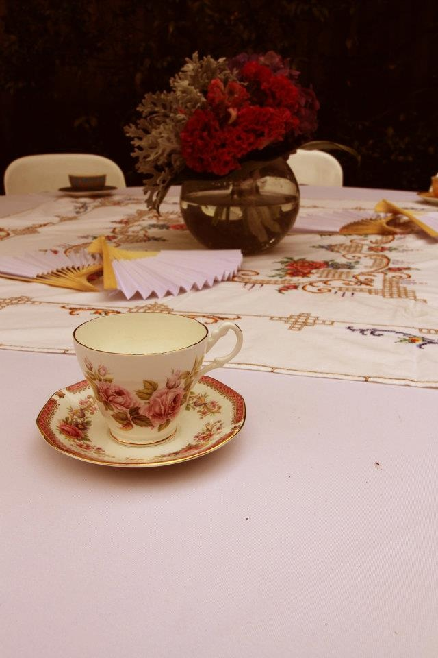 Vintage Teacup & Saucer Duo's
