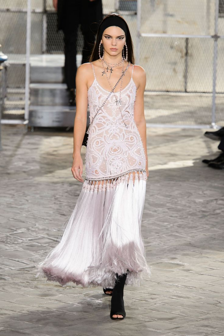 Kendall Jenner Walked in Givenchy's Menswear Fashion Show | StyleCaster