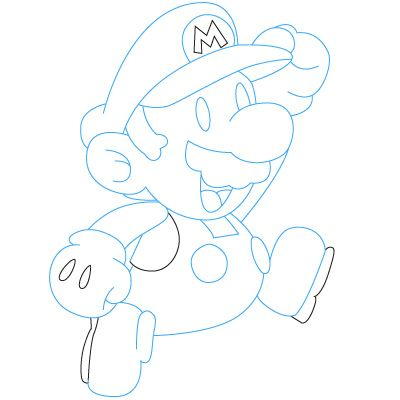 How to Draw Mario | Fun Drawing Lessons for Kids & Adults