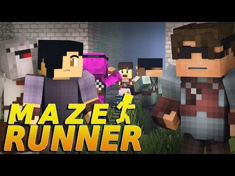 "Minecraft MAZE RUNNER! - ""IT'S YOUR FAULT!"" #2 (Minecraft Roleplay) - YouTube"