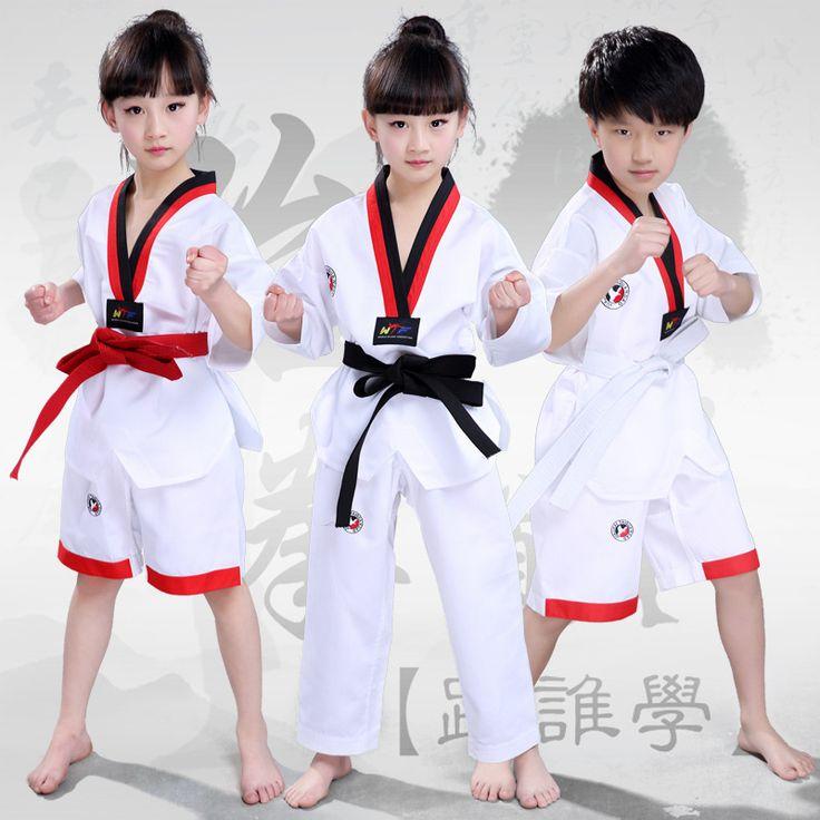 Aliexpress.com : Buy 2017 Child Adult Autumn Winter Taekwondo Dobok Karate Uniforms Sanda Clothes Sets Comfortable Professional Uniform High Qulity from Reliable taekwondo dobok suppliers on huining Entertainment Store